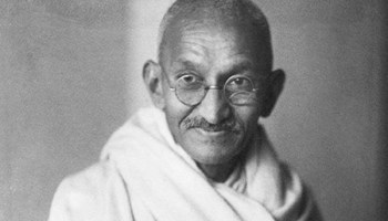 Mr. Trump of 'Howdy Modi' ! Gandhi Alone is the 'Father of India'