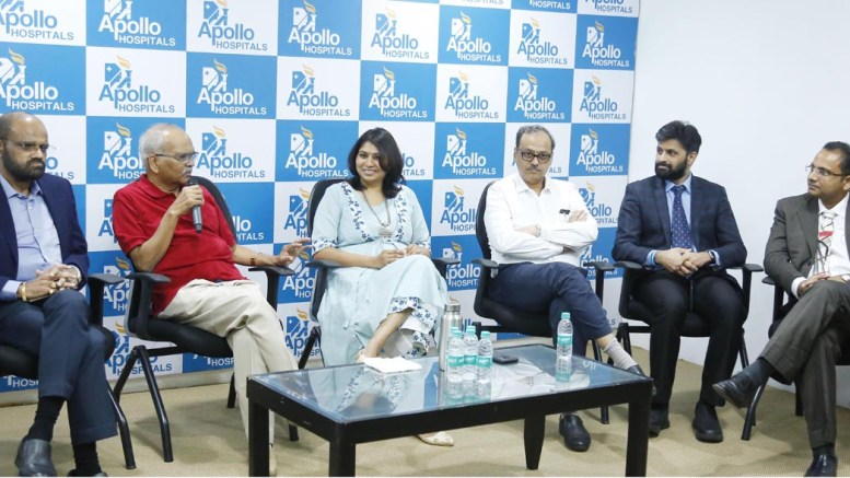 Apollo Doctors perform Living Donor Liver Transplant and CABG, in one sitting spanning over a gruelling 14 hours