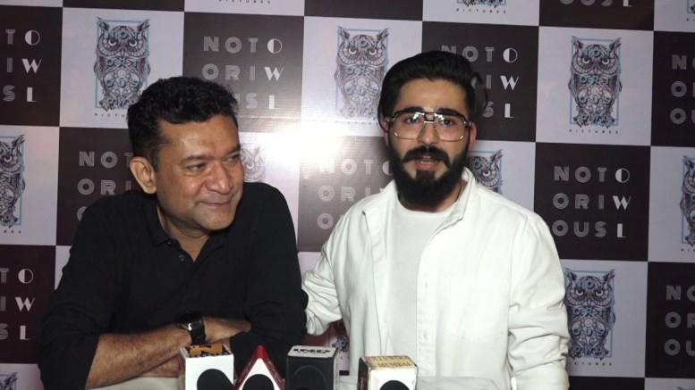 Ken Ghosh at Caption Calendar launch by Notorious Owl Pictures & Gaurav Kumar Bajaj.