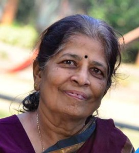 Vijaya Ramachandran is daughter of former president of India r. venkataraman.