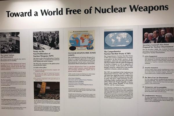 A nuclear-free world