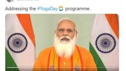 Yoga day-Narendra-Modi