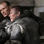 Soldado Universal 4 : Fotos de Van Damme ,Lundgren e Adkins…