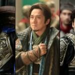 Dragon Blade | Veja os primeiros cartazes do novo filme do Jackie Chan
