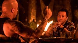 Vin Diesel e Donnie Yen em Triplo X: Reativado