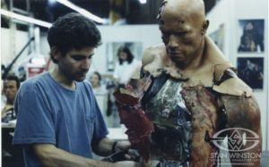 Making of de O Exterminador do Futuro (making of Terminator)
