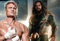 Dolph Lundgren confirmado como vilão de Aquaman