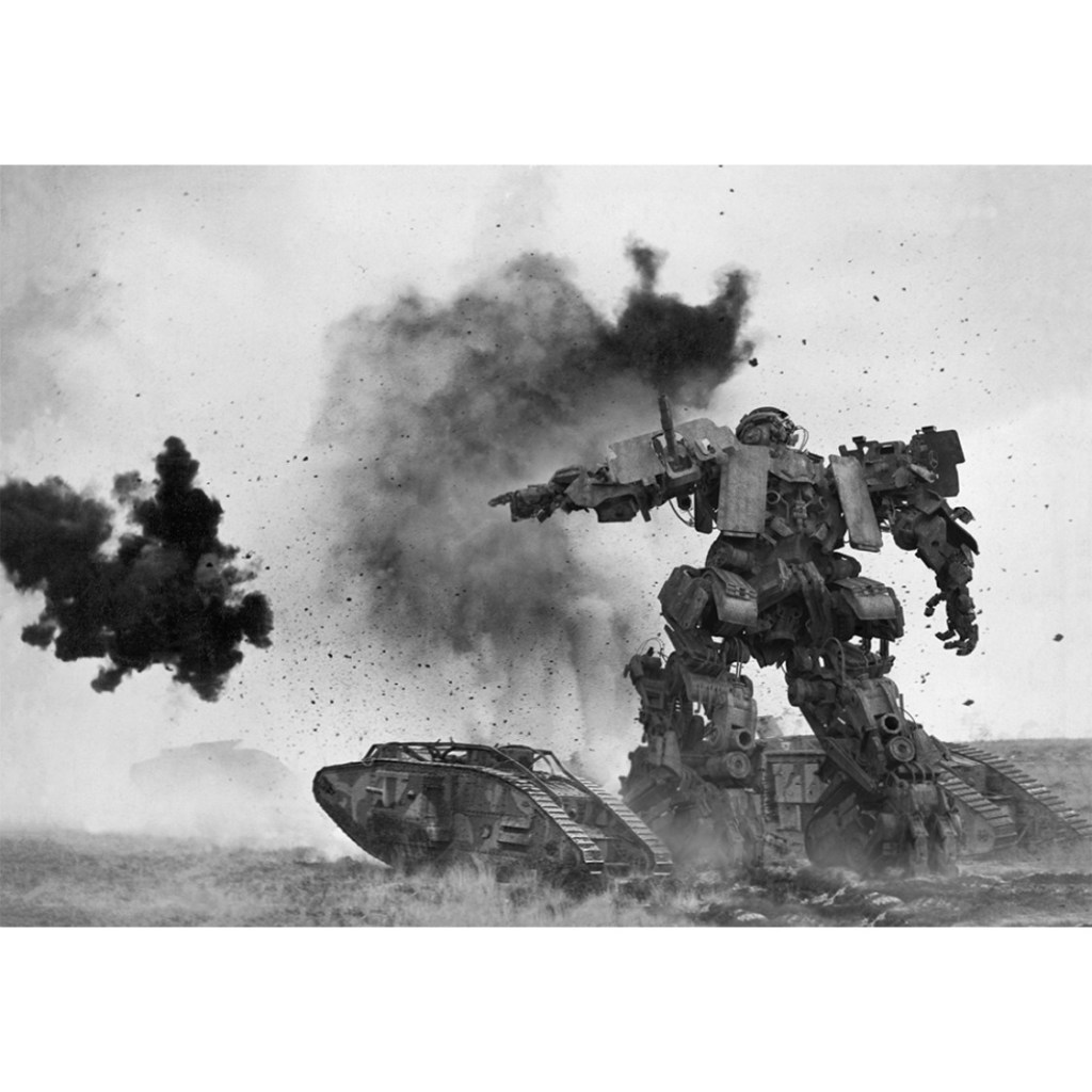 Transformers: O Último Cavaleiro (Guerras Antigas)