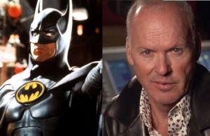 Michael Keaton, Batman, Abutre