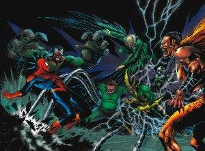 Sexteto Sinistro / Homem-Aranha: De Volta ao Lar