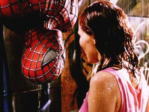 Spider Man Head kiss/ Beijo de Ponta Cabeça / Homem-Aranha