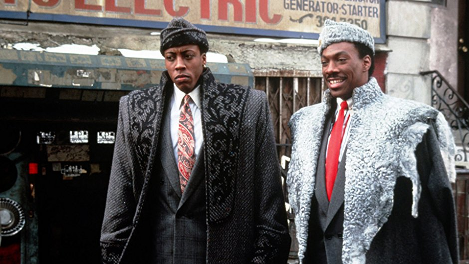 Eddie Murphy e Arsenio Hall