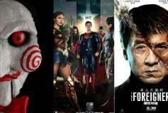 5 Filmes Para Ver no Cinema em Novembro