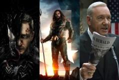 Resumão da Semana: Liga da Justiça, Rei Leão e a queda de Kevin Spacey