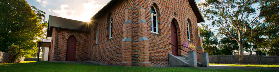 wauchope-church