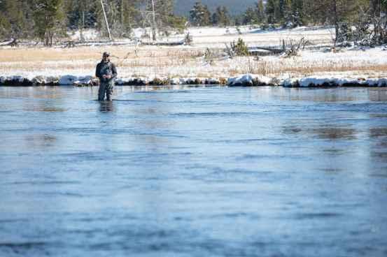 Χειμερινή αλιεία μύγας 101    Περιοδικό Hatch