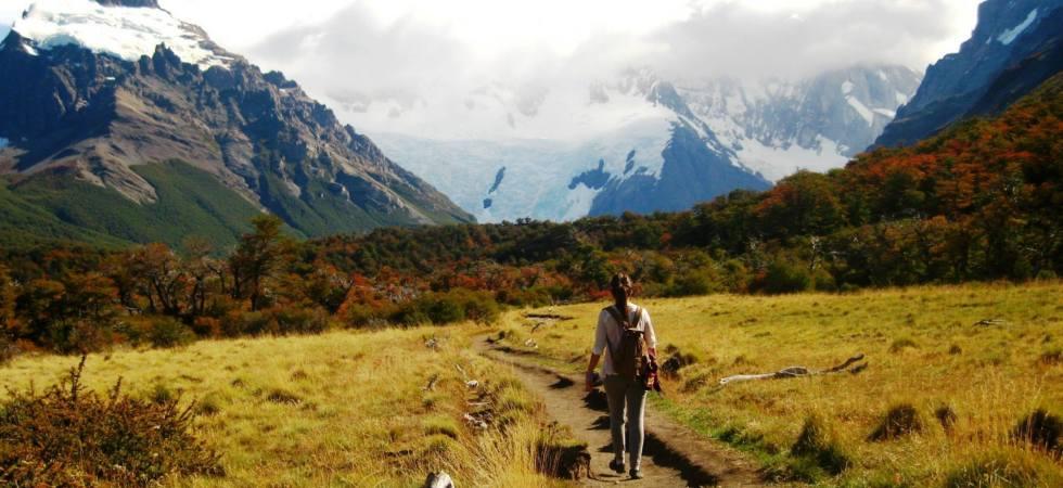argentina, patagonia, mujer viajando sola, viajar sola, los riesgos de viajar sola