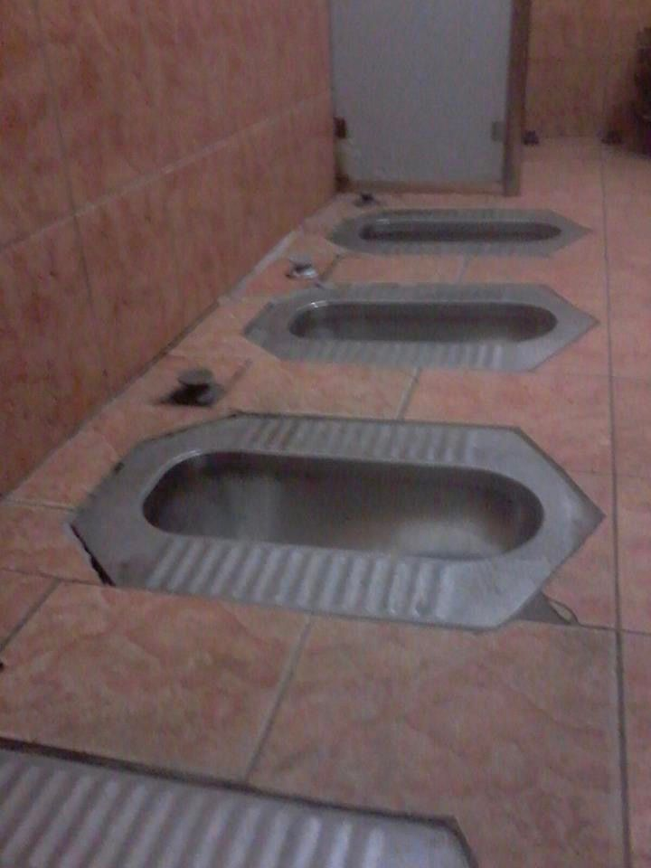 baños china, aseos, aseos china