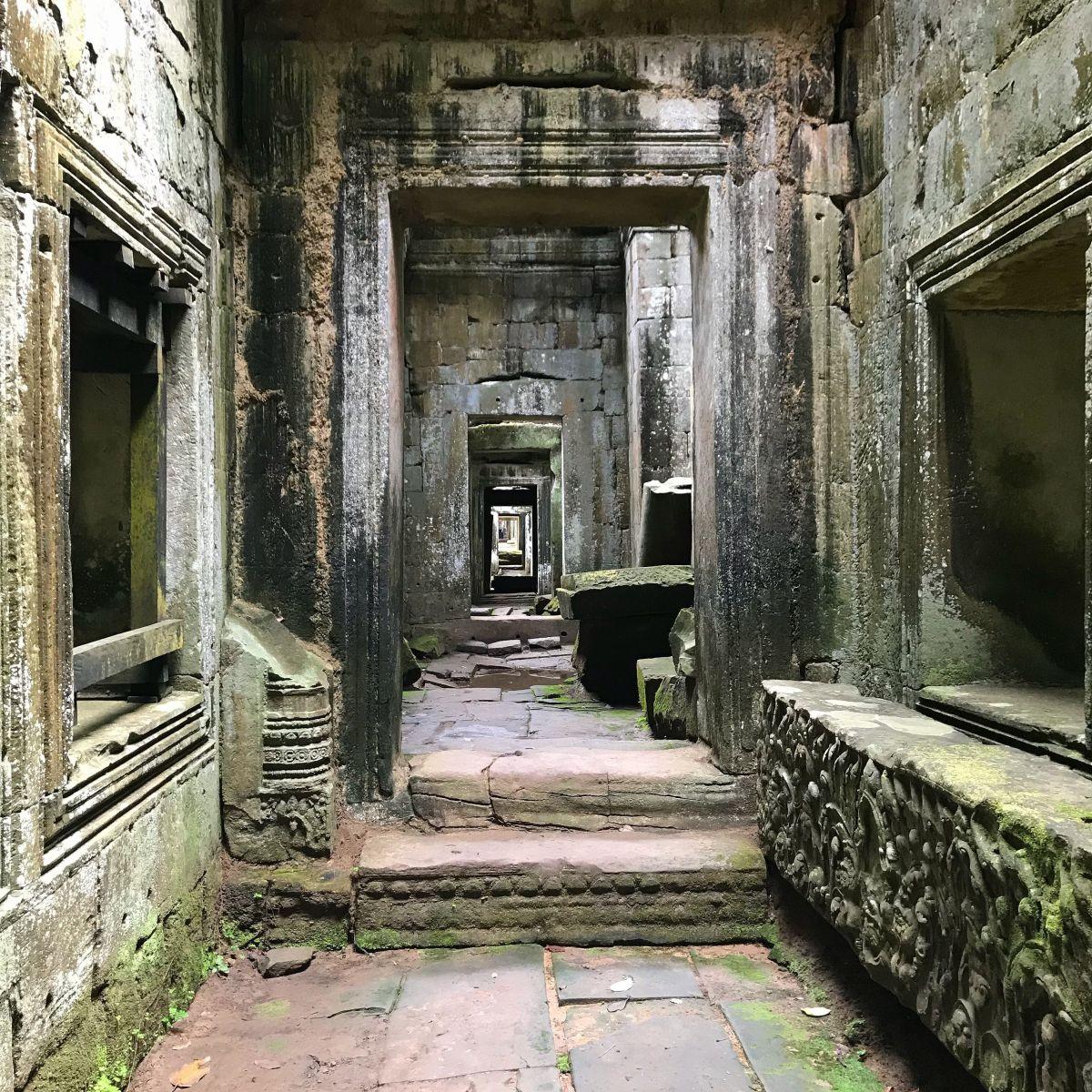 Siem Reap, no es ciudad de vacaciones