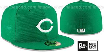 Reds 2016 ST PATRICKS DAY Hat by New Era
