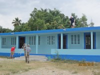 Construction of Secondary Classrooms