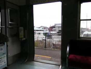 熊本電鉄5000形のドア開閉動画