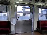 北陸鉄道8800系(片開き車)のドア開閉動画