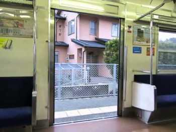 JR九州103系1500番台のドア閉動画