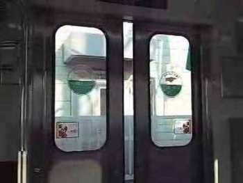 新京成N800形のドア閉動画