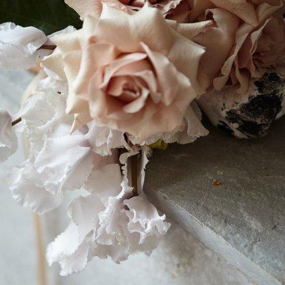 Architectural Bridal Bouquet   That Flower Shop   Weddings & Events