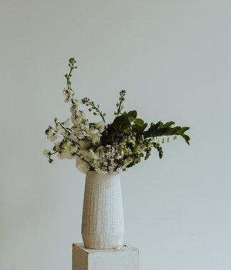 Seasonal Bouquet in White | That Flower Shop | Signature Arrangement