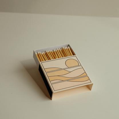 Archivist Luxury Long Matches