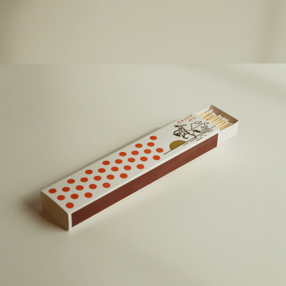 Archivist Luxury Extra Long Matches 'Rodeo'