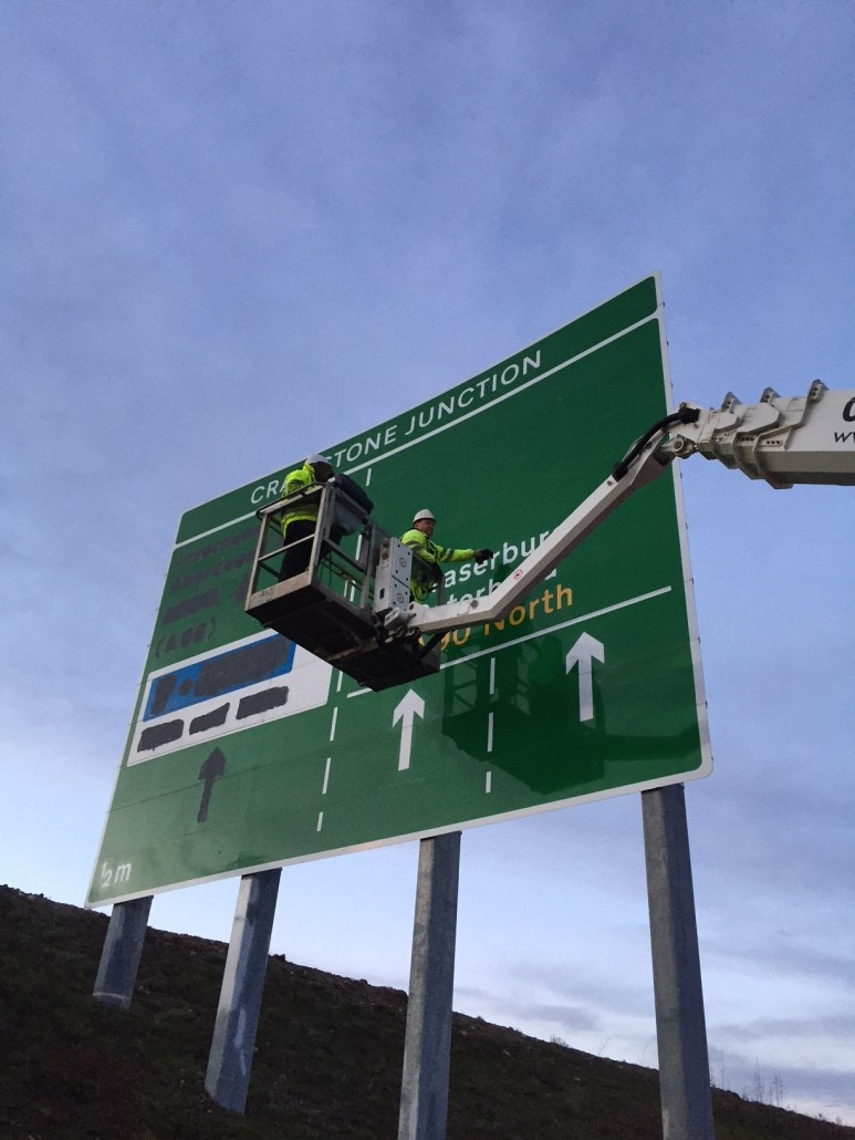Signage Supply Installation Specialise image