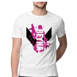 Reyna-White T-Shirt-HattsOff
