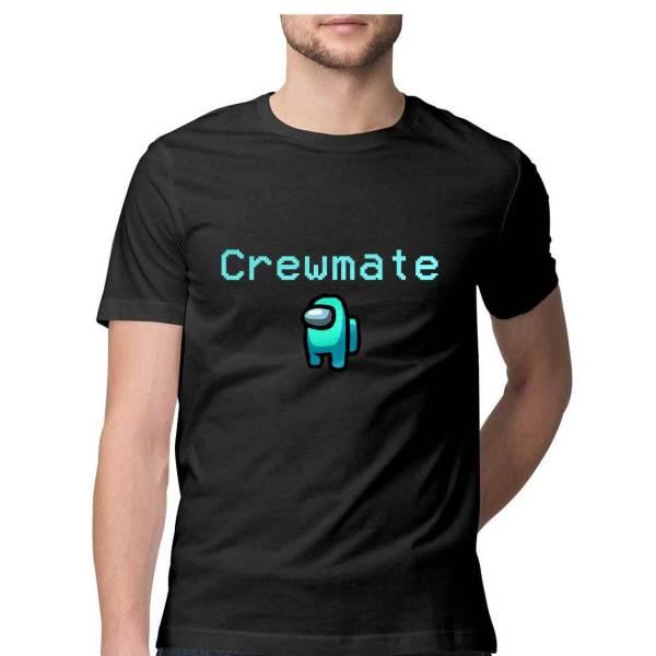 Crewmate - Black - HattsOff