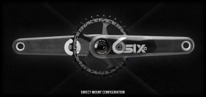 SixC Carbon Kurbel