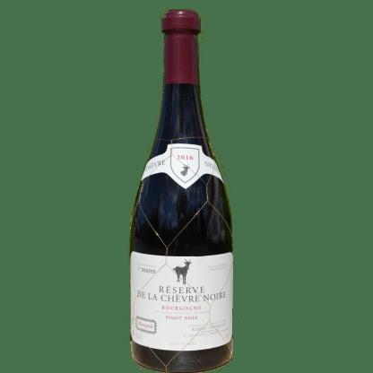 Rødvin Bourgogne Rouge AOC Réserve De La Chévre Noir, Albert Ponnelle