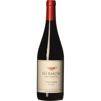 Rødvin Mount Hermon Red