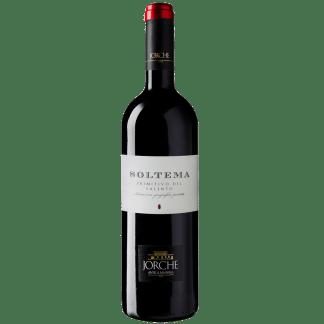 Rødvin Jorche Soltema Primitivo del Salento