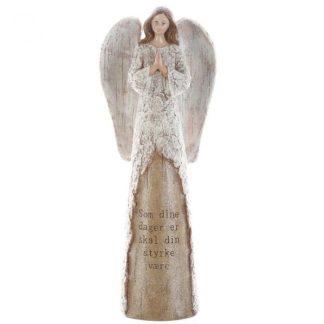 Engel m foldede hender Som dine