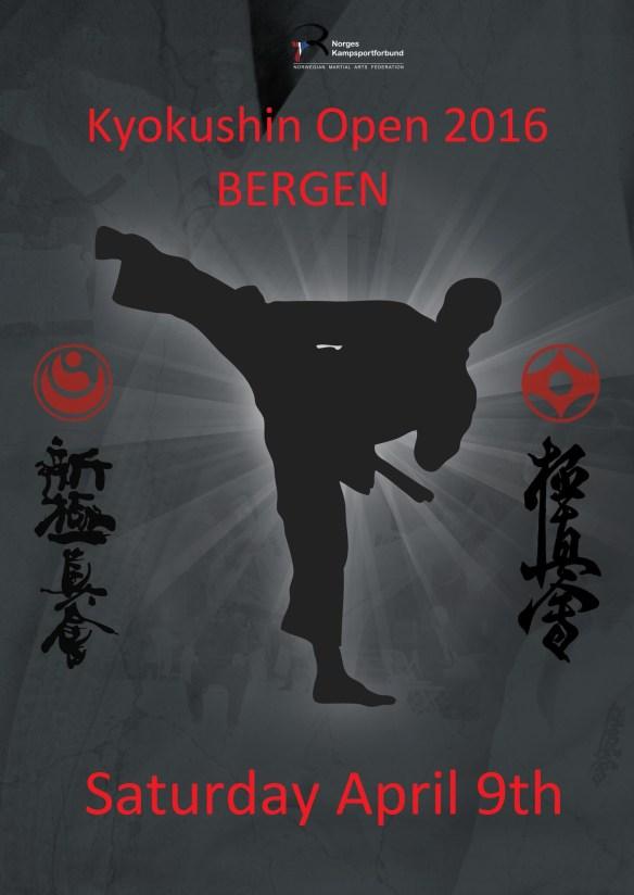 Plakat Kyokushin Open 2016-001