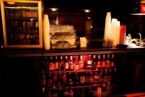 The bar at Bobby Mackey's Music World