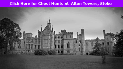 Ghost Hunt Alton Towers