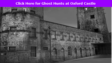 Ghost Hunt Oxford