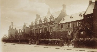 Newsham Park Mental Hospital Liverpool