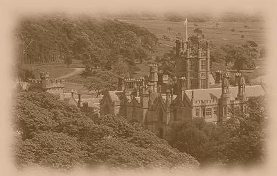 Margam Castle - Port Talbot, Wales