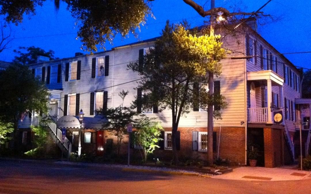 Top five haunted Savannah locations
