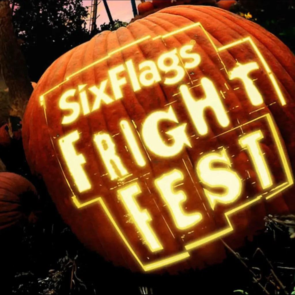 Six Flags, Magic Mountain, Fright Fest, Halloween, Theme Park, Large Scale Attraction, Los Angeles, Santa Clarita, CA