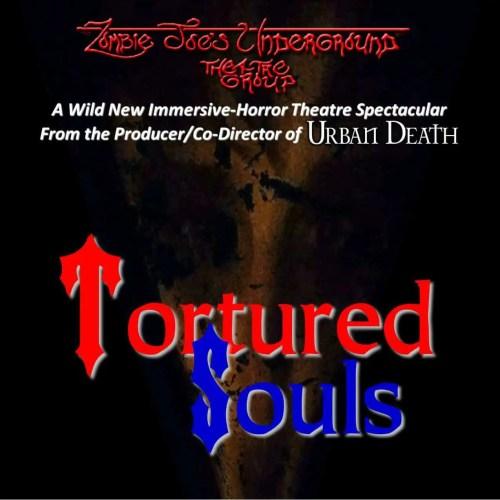 Zombie Joe's Underground Tortured Souls Haunting Haunting.net